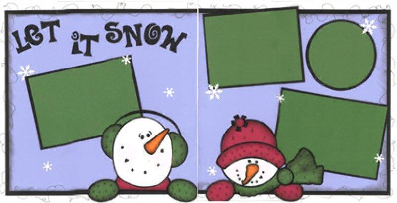#116 Let it Snow