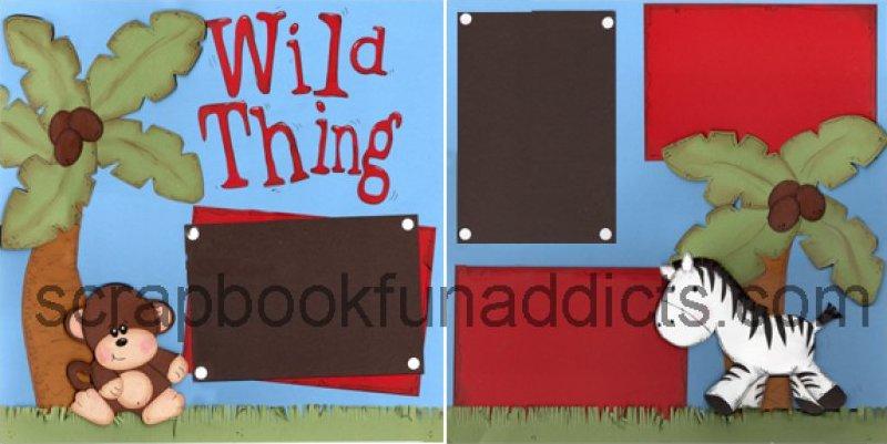 #236 Wild Thing