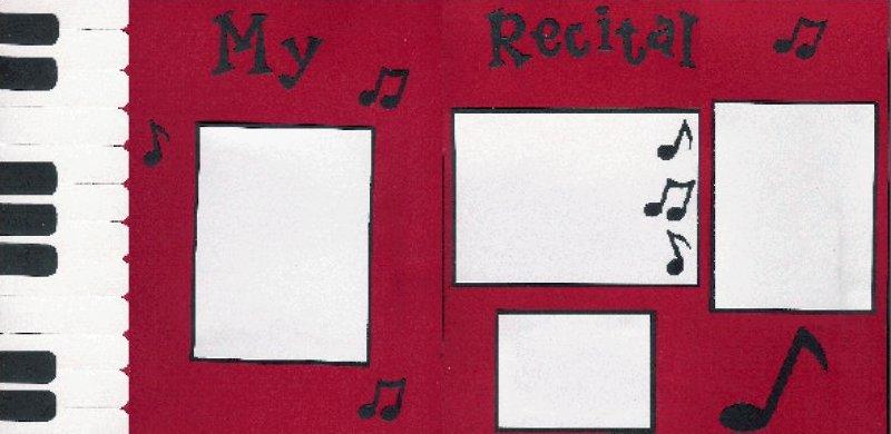 #43 My Recital