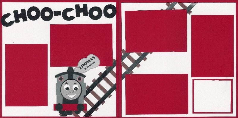 #48 Choo-Choo