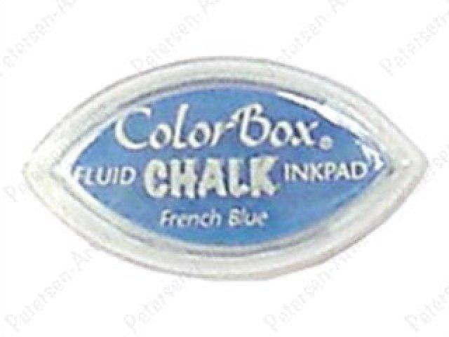 Cat's Eye French Blue