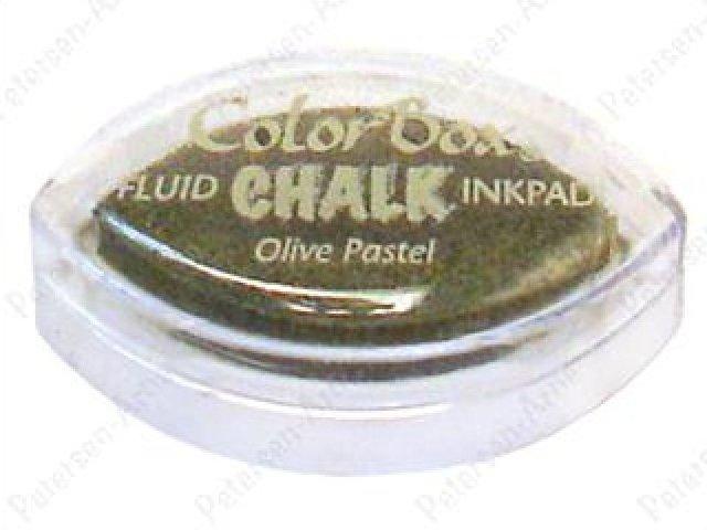 Cat's Eye Olive Pastel