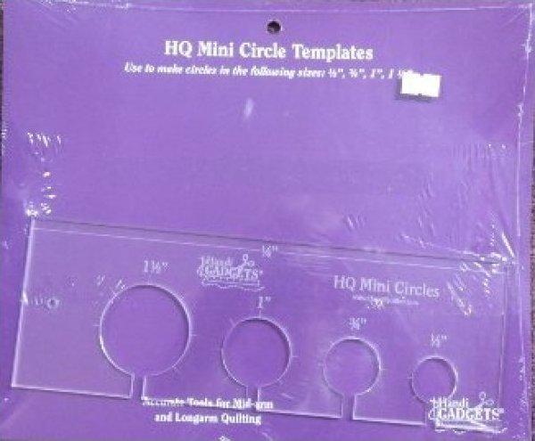 HQ Mini Circle Templates