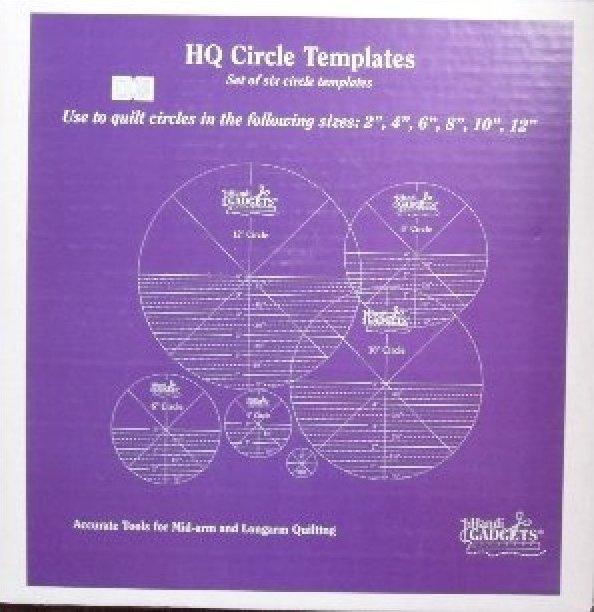 HQ Circle Templates