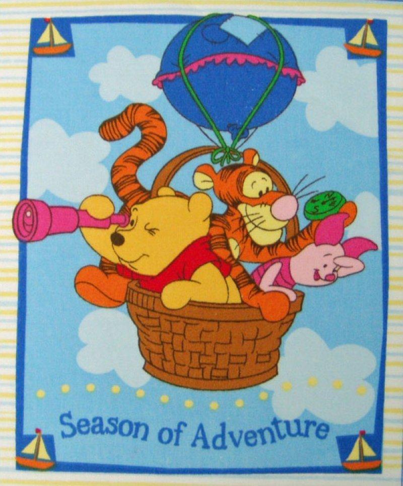 Disney's Winnie the Pooh Book  - Seasons of Adventure