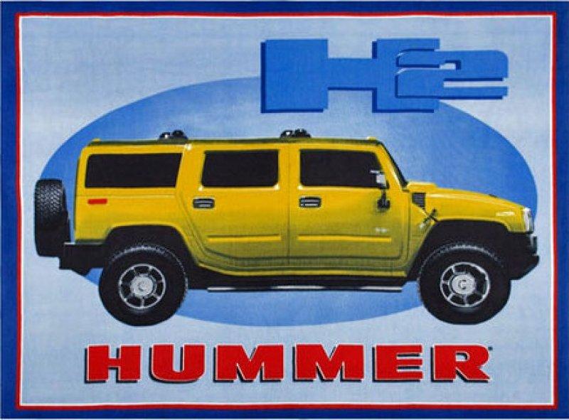 Hummer H2 Fleece Panel
