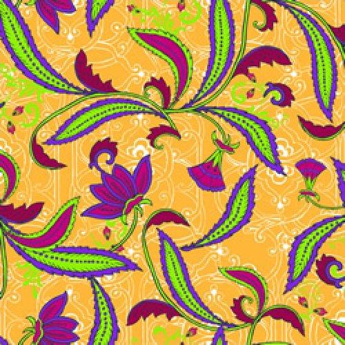 Calypso - Leave Swirl (Yellow)