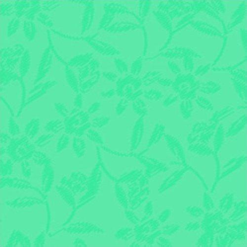 Calypso - Sketched Floral (Teal)