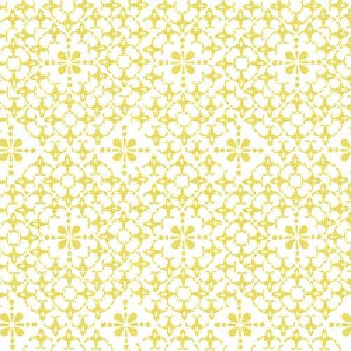 Calypso - Ditsy Medallion (Yellow)