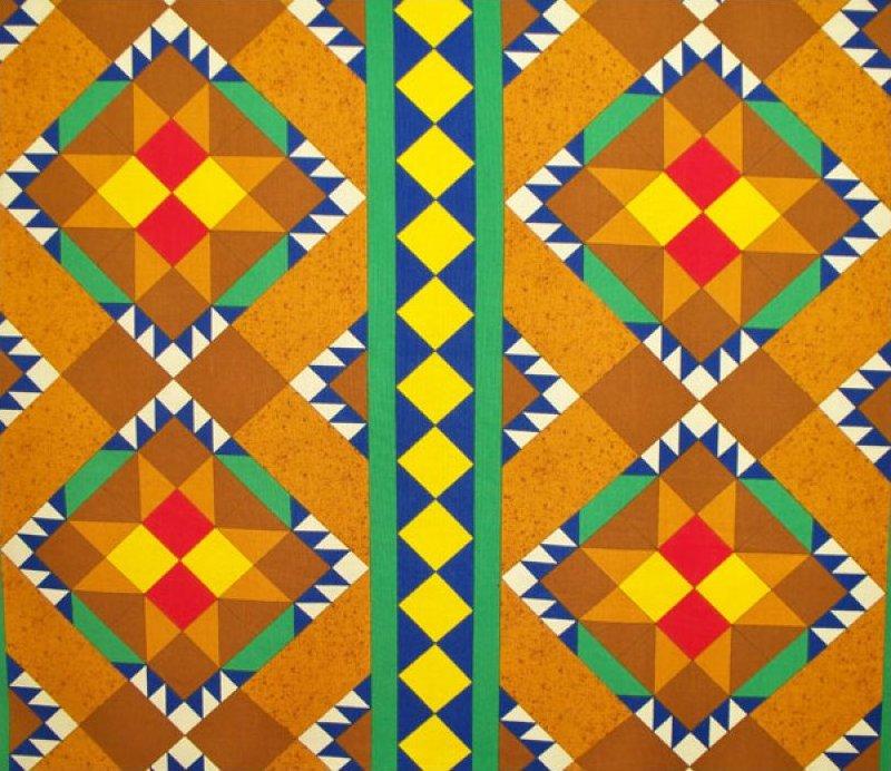 Ranchero - Indian Blanket (Brown)