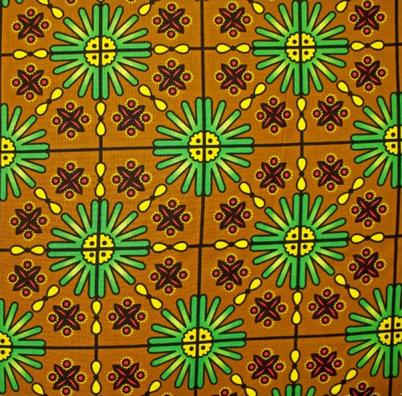 Ranchero - Tiles (Brown)