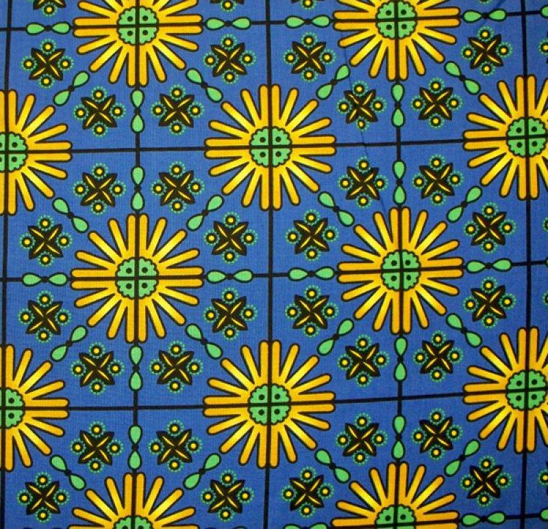 Ranchero - Tiles (Blue)