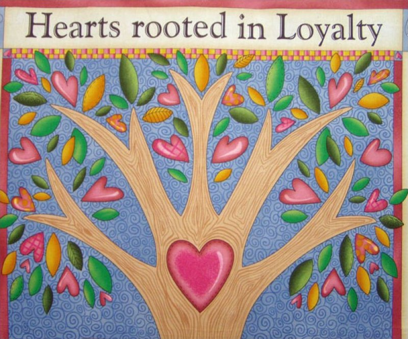 Harvest of Love - Family Tree