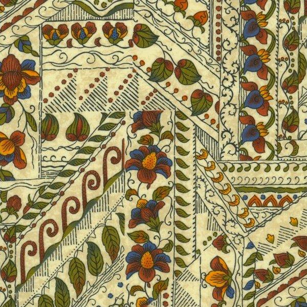 Sayan - Leaf Print