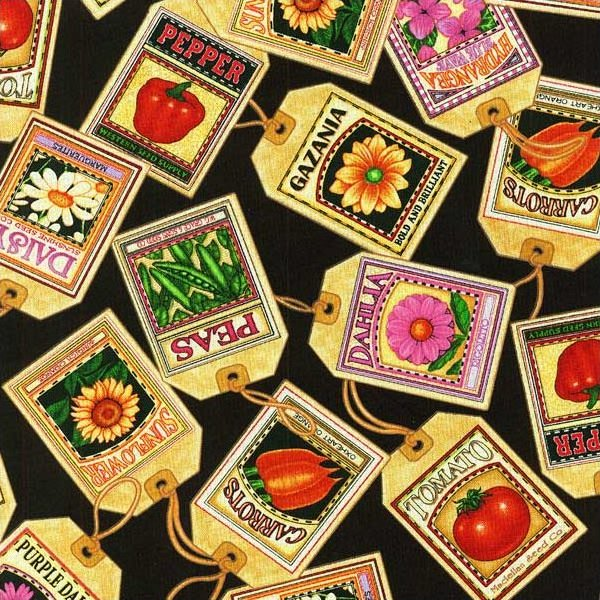 Mrs Greenthumbs - Seed Packets
