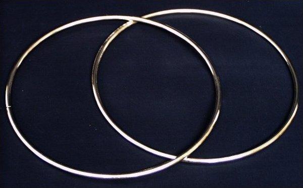 Metal Ring Handles (7.5 or 6)