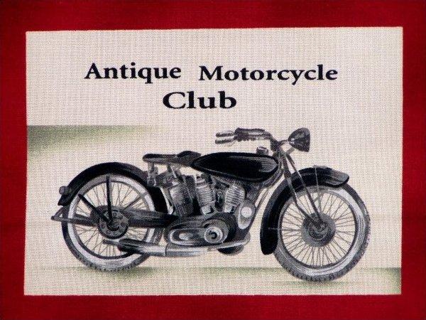 Motorcycles - Vintage Club Logo's