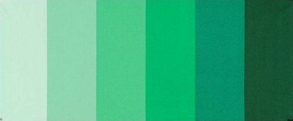 Nuances - Green