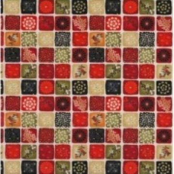 Kimono ~ Mini Squares