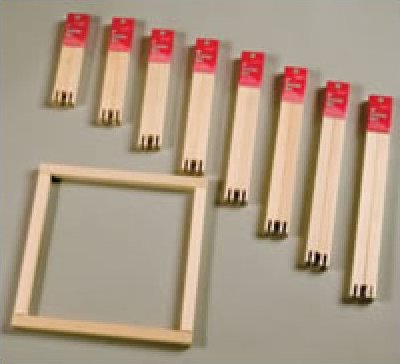 Needlepoint Stretcher Bars - 11-13 inch