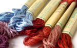 Kreinik needlepoint silk thread