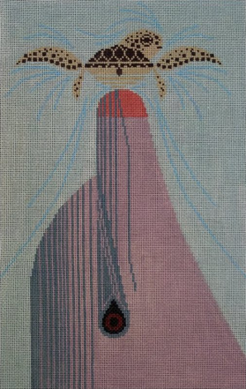 Charley Harper Needlepoint Dolfun