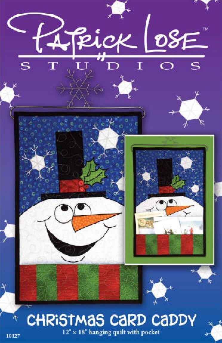 Christmas Card Caddy