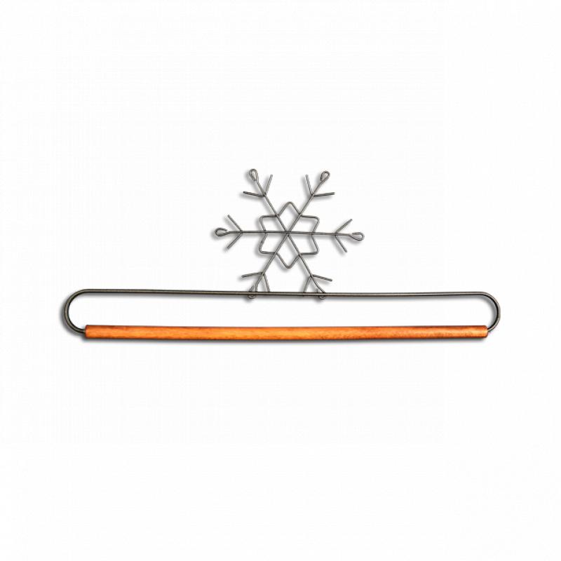 12 in Snowflake Hanger
