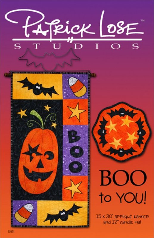 Boo to You! kit