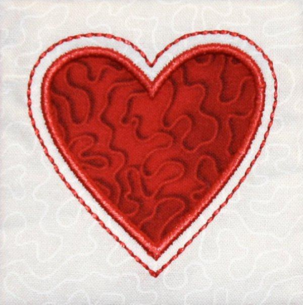 Season of Love heart
