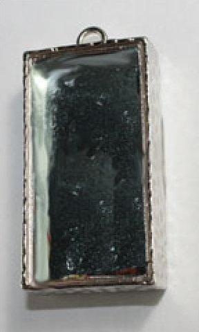 65101 Shadow Box Pendant Rectangular 1-11/16 x 7/8'