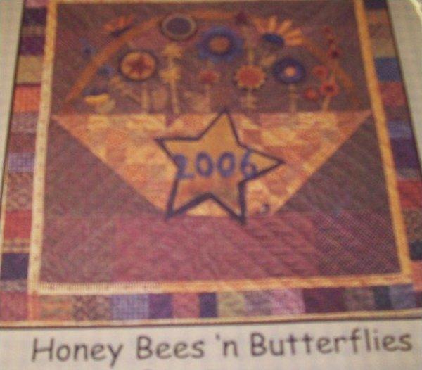 Honey Bees & Butterflies