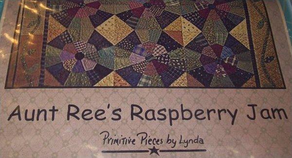 Aunt Ree's Raspberry Jam