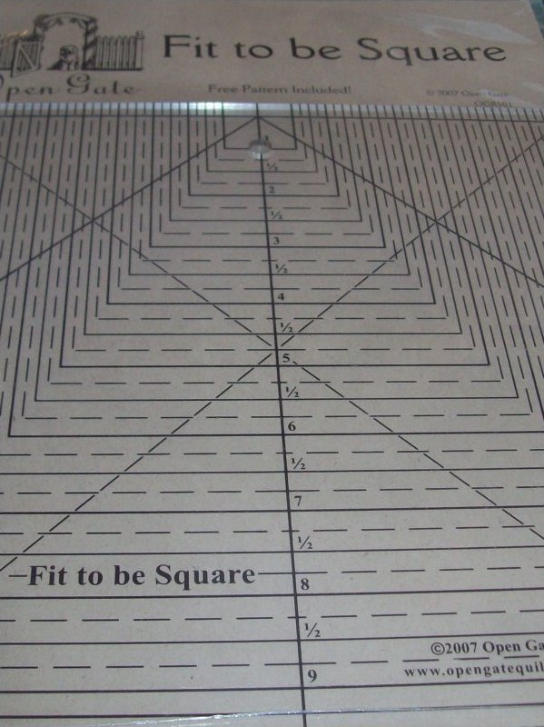 Fit to be Square