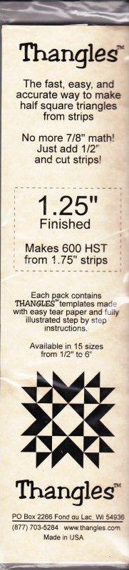 Thangles 1.25