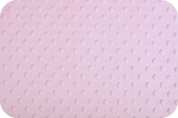 Cuddle Dimple Baby Pink 60 X 90