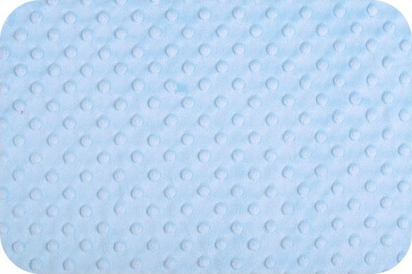 Cuddle Dimple Baby Blue 60 x 90