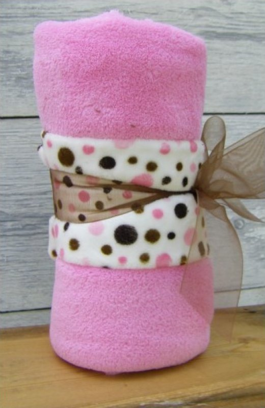 Cuddle Hugs/Hot Pink/ Mocha pink Dot - copy