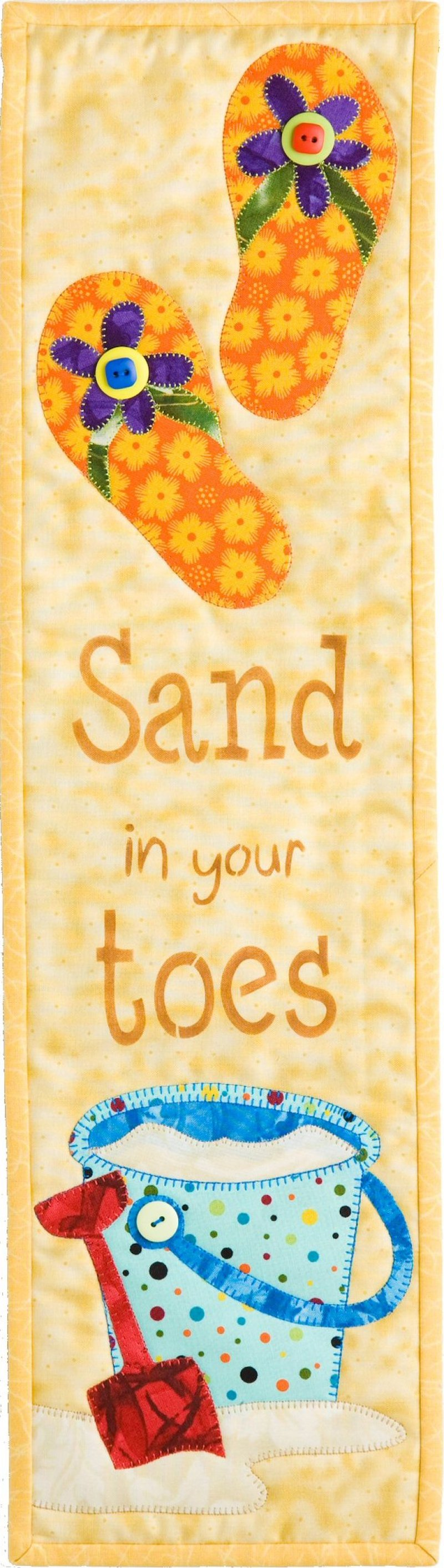 P122 Sand In Your Toes