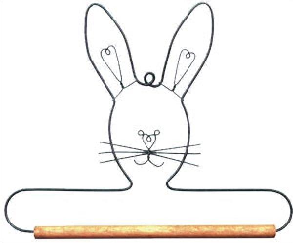 6 in Bunny Face