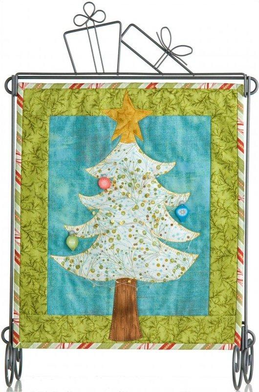 MM412 Tinsel Tree