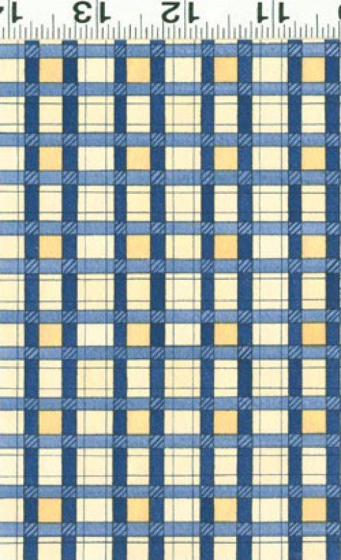 American Valor Fabrics by Diane Knott Y0750-31 Dark Blue