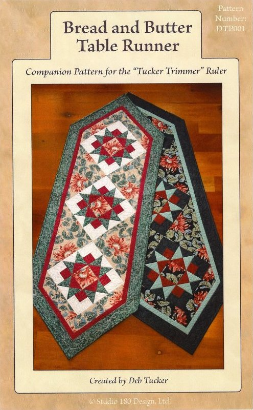 Bread & Butter Table Runner 001
