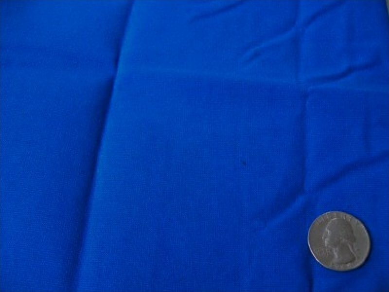 Fabric Broadcloth solid Blue broadcloths 19382 FS072