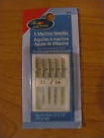 Prym Set of 5 Sewing Machine Needles 11 & 14 (75 & 90)