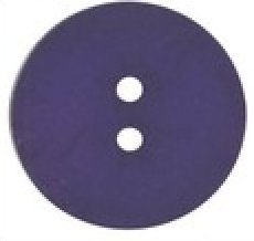 Buttons Dill Buttons 410097 60mm (2.5 inch) large round nesting polyamid buttons color dark lilac