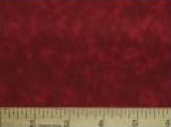 BLENDER 1301 SCARLET MOTTLED Tonal 53/54 inch wide 100% Cotton