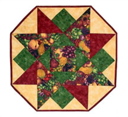 Topper Twist - Lehmann Quilting