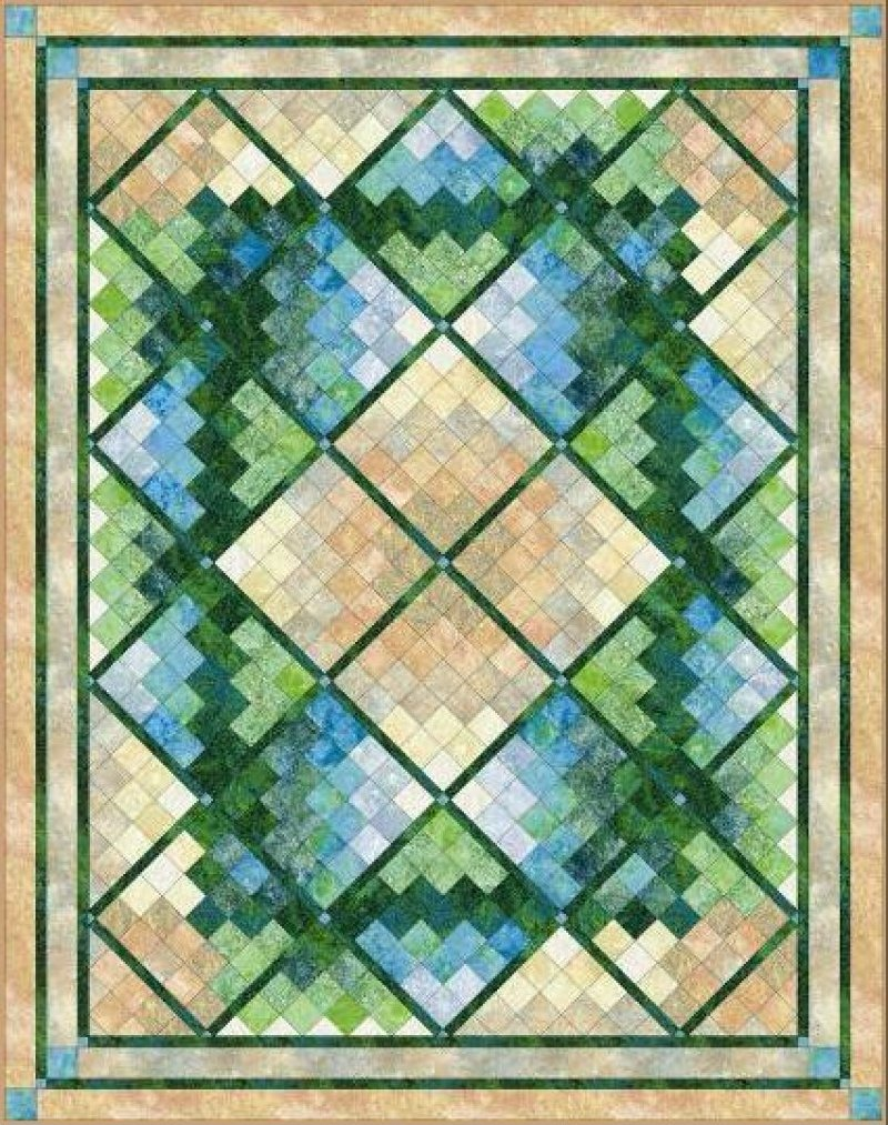 Oasis Pattern by Whirligig Designs PTN035-10
