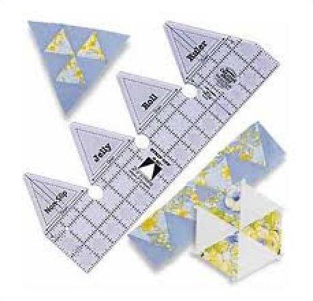 Creative Grids 60 Degree Triangle Strip Ruler-CGRSR60
